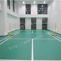 东营羽毛球地板,PVC运动地板