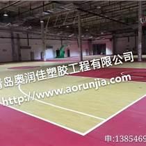篮球场运动地板,PVC运动地板