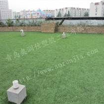 楼顶人造草坪,景观草坪