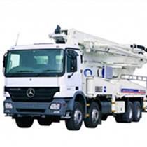 混凝土泵车租赁服务,东营泵车租赁,科悦设备租赁(图)
