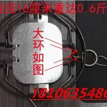 聊城泉城笼业钢丝夹子供应厂家直销 直径16 野鸡夹 野兔夹 双板加强圆口