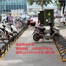 在地铁口安装自行车停车架是对的