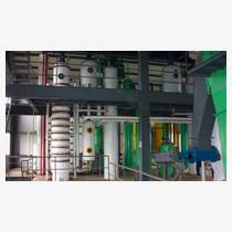 浸出設備生產大豆油企鵝機械設計生產