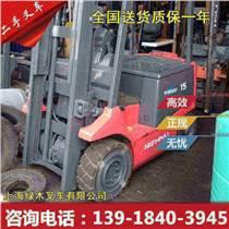 二手電瓶叉車哪里買好 上海二手叉車供應哪家比較好 1.5噸電動叉車便宜轉讓