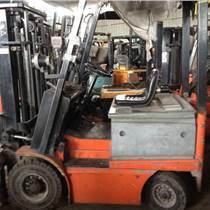杭州二手電瓶叉車供應 杭叉1.5噸電動平衡重式叉車