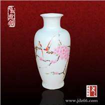祭祀靈堂陶瓷殯葬用品小擺件,陶瓷小花瓶