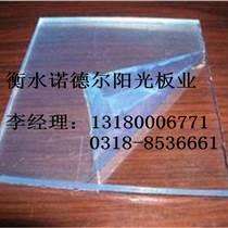 聚碳酸酯耐力板生產 實心板材制作 防紫外線 耐老化