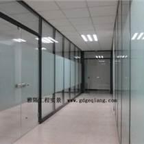 太原百隆安裝玻璃門隔斷供應廠家直銷