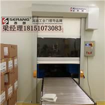 郑州传送带快速门,洁净室快速门