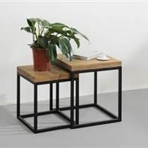 角幾簡約現代沙發邊幾小茶幾伸縮茶幾電話機小戶型客廳家具