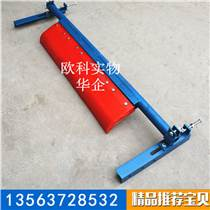皮帶清掃器刮板膠帶機頭部聚氨酯清掃器水泥廠清掃機
