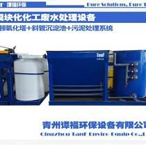 譚福環保芬頓氧化塔化工廢水處理設備