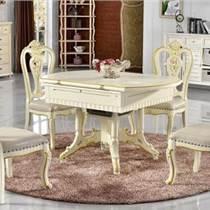 硚口正方形餐桌式麻蔣桌
