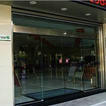 珠海自動感應門,南屏安裝刷卡玻璃門