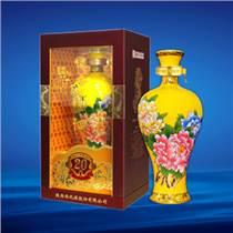 20年西凤酒国花瓷