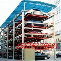 安徽铜陵智能停车设备对停放的汽车尺寸有标准要求