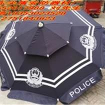 超轻户外警用遮阳伞 警察岗亭遮阳伞