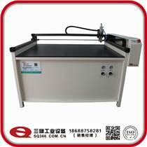 喷胶机有汽泡解决方法中国品牌 三旗智能喷胶上胶机销售经理 :18688758281