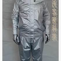 銀灰色UV防護服材質防護效果