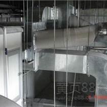 通州區土橋廚房排風管道制作 風機 防火閥安裝清洗