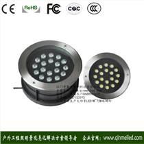 圆形18W高端高品质LED埋地灯