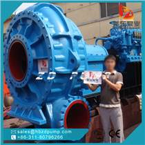 紫東泵業重型挖泥挖沙疏浚泥漿泵