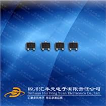 旭化成四腳貼片霍爾傳感器HW108A