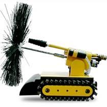 供应厂家直销三淼第三代油烟管道清洗机器人
