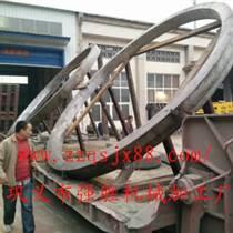 強勝機械專業生產回轉窯用輪帶(滾圈) 嚴格按照圖紙加