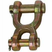 X型羊角雙環/開式鋼索索節/模鍛卡頭