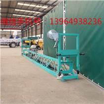 混凝土整平机摊铺振动梁专业路面机械厂家可倾斜角度30