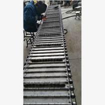 茶叶输送链板输送机|台州链板输送机|悦达链网厂家(图)