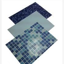 山東首創游泳池膠膜,圖案膠膜,防水膠膜 承接全國工程