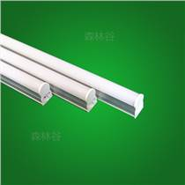 供應T5一體化LED日光燈0.6米8W燈管廠家