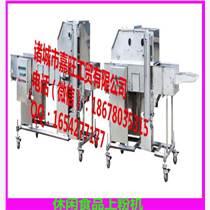 新式設備 魚米花自動裹粉機_雞柳條裹粉機型號 嘉旺工貿 廠家直銷
