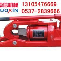 QX48液壓鋼絲繩切斷機生產20T液壓鋼絲繩切斷機