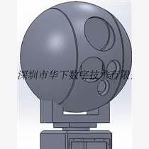 雷達和視頻光電跟蹤無人機 目標自動跟蹤云臺監控攝像機