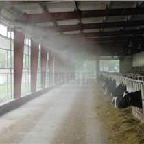 垃圾厂/垃圾中转站喷雾降温加湿除尘除臭系统