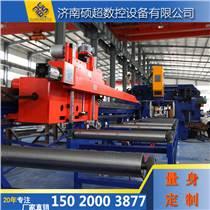 鋼結構三維鉆床價格 三維鉆廠家時代百超