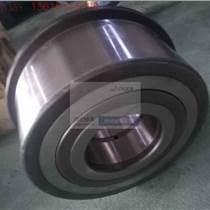 供應鋼廠軌道行走輪NNTR120210重型軛式支撐滾輪軸承RSU