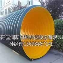 高密度鋼帶聚乙烯纏繞波紋管