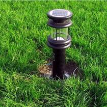 揚州弘旭照明生產太陽能不銹鋼草坪燈戶外景觀燈