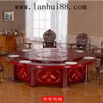 酒店电动大圆桌、重庆电动餐桌