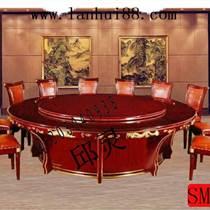 江西电动餐桌、电动餐桌大圆桌 豪华