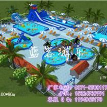 2017鄭州移動水上樂園項目規劃設計