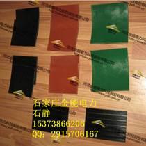 歙縣黑色柳葉紋防滑耐高壓膠墊)明光6mm厚橡膠墊