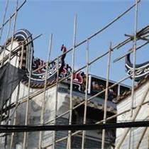 青岛译安建筑工程承接青岛加固施工加固改造工程别墅翻新扩建