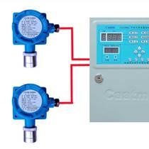 防爆型丙烷氣體泄露報警器  多通道氣體主機液晶顯示