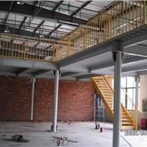 石家庄巨鸿钢结构阁楼制作钢结构楼梯钢结构厂房