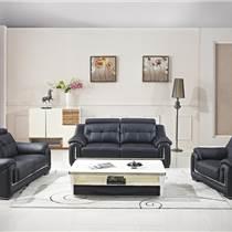 廣東歐式沙發 廣東真皮沙發 組合家具 客廳家具 億思LZ002